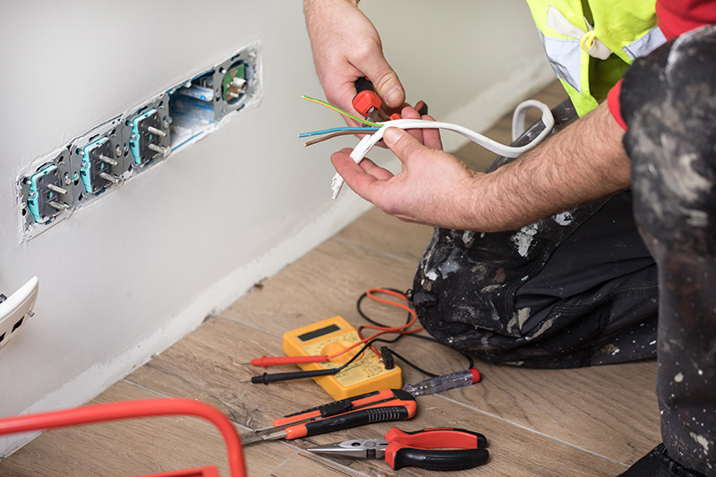 Emergency Electrician in Warwick Warwickshire